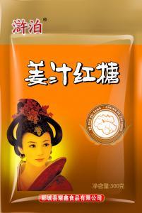 浒bo牌300G姜汁红糖