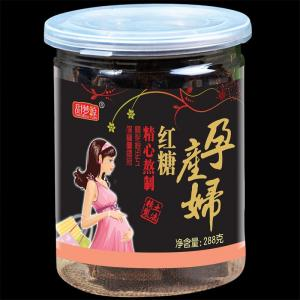 yun产fu黑糖288g(瓶装)